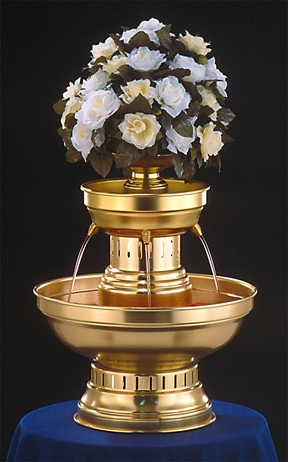 "21"" - Apex Hostess Punch Fountain - 3 gallon (3012-G)"