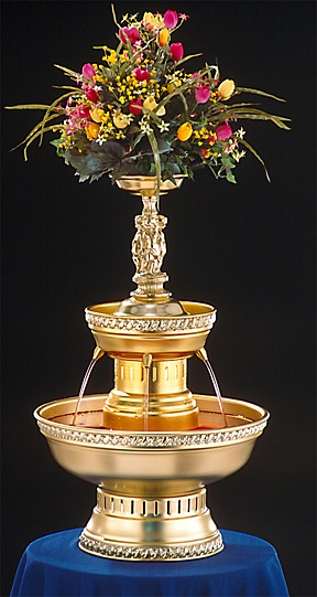 "28"" - Apex Oasis Punch Fountain - 3 gallon (3024-G)"
