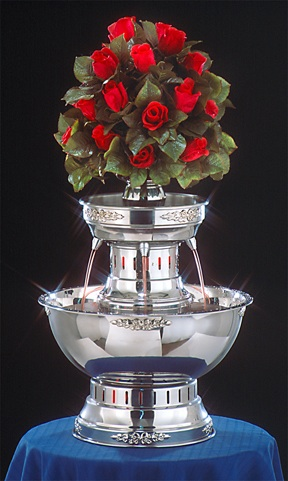 "21"" - Apex Princess Punch Fountain - 3 gallon (4002-SS)"
