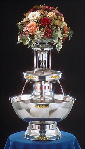 "28"" - Apex Princess Punch Fountain - 5 gallon (4003-04-GT)"