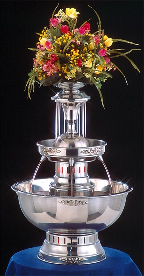 "28"" - Apex Princess Punch Fountain - 5 gallon (4003-04-SS)"