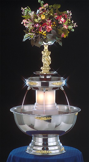 "30"" - Apex Tropicana Punch Fountain - 5 gallon (4015-GT)"
