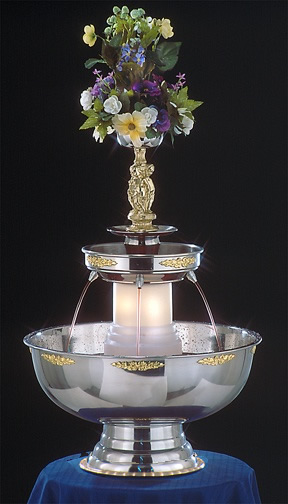 "31"" -Apex Tropicana Starlight Punch Fountain - 7 gal (4017-2-GT)"