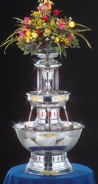"27"" - Apex Princess Punch Fountain - 3 gallon (4002-04-GT)"