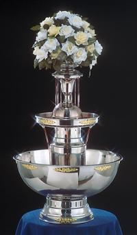 "31"" - Apex Royal Princess Punch Fountain - 7 gallon (4009-GT)"