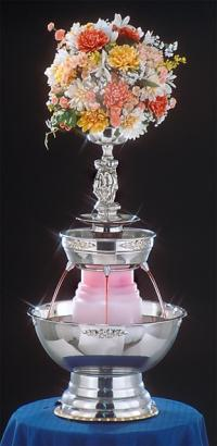 "29"" -Apex Tropicana Starlight Punch Fountain - 3 gal (4016-2-SS)"