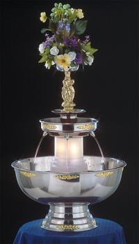 "31"" - Apex Tropicana Punch Fountain - 7 gallon (4017-GT)"