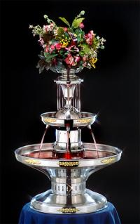 "29"" - Apex Empress Punch Fountain - 5 gallon (4045-GT)"